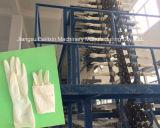 Одноразовые перчатки из латекса порошка машины производственной линии перчатки механизма принятия решений