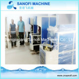 Semi Automatic Toilets Bottle Blowing Making Machine
