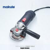 Métal électrique professionnel fonctionnant la mini rectifieuse de cornière (AG002)