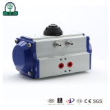 Actionneur pneumatique valve rotative