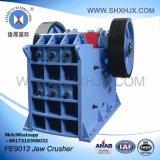 La meilleure machine de grande capacité des prix écrasant le broyeur de maxillaire de Pev de matériel