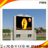 Scherm van de openluchtP6 Hoge Heldere Waterdichte LEIDENE Vertoning van de Module het Openlucht