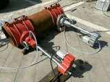 Máquina de puncionamento a quente Dk6-200c Novo Modelo