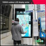 '' diseño de la manera 65 de hacer publicidad la visualización al aire libre del LCD