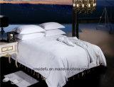 Tampa de cinco estrelas do Duvet do cetim do hotel da alta qualidade da marca