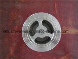 Bolacha de Aço Inoxidável Industrial da válvula de retenção (H71)
