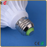 LEDの球根のプラスチック省エネ10With13With15With18With24With36W LEDの球根ライト高い発電の球根