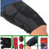 Houdt de Steun van de Dij van het Neopreen van de Spieren van de Dij Strakke Flexibele