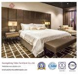 Muebles laminados del hotel del final con el conjunto de dormitorio (YB-812-1)