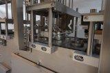 Автоматическое заполнение чашки молока и уплотнительные колпачки машины