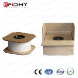 Étiquette imprimable de fréquence ultra-haute en métal de CPE C1 Gen2 Monza R6 de papier anti