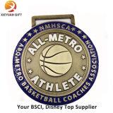 2015 nach Maß Basketball-Medaillen