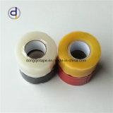 rubberBand van het Silicone van het Oxyde van het Ijzer van 25mmx5m de Rode