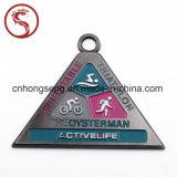 médaille personnalisée par 2D/3D en métal de Sourvenir