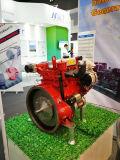 Moteur diesel de type courant électrique de début pour les pompes à eau QC380q (DI)