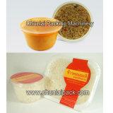 De Vullende en Verzegelende Machine van de rijstebrij