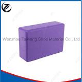 Os tijolos de ioga de cor/ Ioga para modelagem de Corpo/Certificação CE