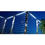 Pasamano del cable de la alta calidad LED/barandilla al aire libre del alambre