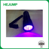 395nm ordinateur de poche Détecteur de flamme UV Pet taches LED Lampe UV