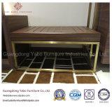 Mobília estratificada do hotel do revestimento com jogo de quarto (YB-812-1)