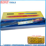 Стальные файлы Limas пластмассовую ручку на цветной бумаге упаковки в коробки.