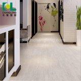 Piso de vinil PVC Madeira comercial, ISO9001 Changlong Clw-24