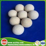 Alta de alta resistencia de la alúmina bolas de cerámica refractaria