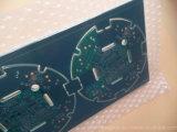 Cuenta RO4350b 20mil de la capa del colmo de orificio del avellanador de la tarjeta de circuitos del PWB