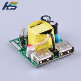 저희 소켓 이동 전화 충전기 공장 가격에 최신 판매 디자인 USB 접합기