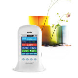 Monitor do medidor de gás da partícula de ar de Portbale