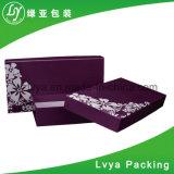 Logo personnalisé Papier de luxe de l'habillement Vêtements Vêtements Vêtement T Shirt un emballage cadeau Paper Box