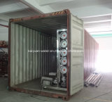 20t/H Containerized RO 역삼투 식용수 치료 시스템