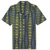 Camicia calda di Dashiki di vendita più i vestiti tradizionali di formato per gli uomini