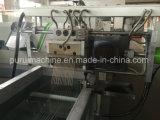 Linha de reciclagem de plástico de dois estágios para comprimidos/triturados película PE Sucata
