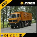 Stock에 있는 Beiben Dumper Truck 290HP 6*4 Cheaper Truck