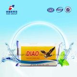Diaoのブランド138gは半透明な洗濯洗剤香水の高い泡の気絶する