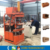 Halb blockierenziegelstein-Maschinen-/Lego Lehm-Block-Maschinen-Preis der straßenbetoniermaschine-Qt1-10