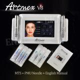 情報処理機能をもった半常置構成機械倍Handpieces Pmu+Mts Artmex V8