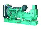Gruppo elettrogeno diesel insonorizzato raffreddato ad acqua di 3 fasi con 275kw Cummins Engine