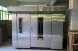 Horno rotatorio diesel de la hornada de la carretilla caliente de las ventas 64-Tray/2 de Hongling