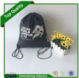 Sacchetti di Drawstring di nylon di marchio del Cinch di uso su ordinazione promozionale del pacchetto