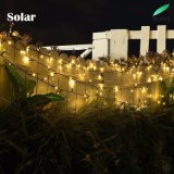 30m 300LEDs/LED Solar de Cadeia de Caracteres de fadas para o Natal
