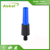 Сопло шланга сада брызга воды высокого давления пластичное для шланга сада