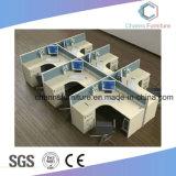 Moderne 6 Sitzbüro-Arbeitsplatz MDF-Möbel