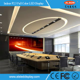 De goede Binnen Voor Op service gerichte Vertoning van de Kwaliteit HD P2.5 voor Vast of Huur