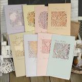 カスタム多色刷りの印刷カード、環境保護、パーソナリティー、特別なカード