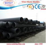 Usine en plastique d'extrusion de chaîne de production de pipe de PVC