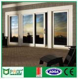 Pnoc080301ls precios Malasia puerta corrediza de aluminio con alto Quanlity