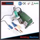 Máquina de la soldadura continua del soldador del PE de la bandera del vinilo del PVC de la escopeta de aire comprimido del HOY para el plástico