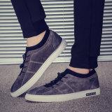 Chaussures pour hommes en cuir supérieur